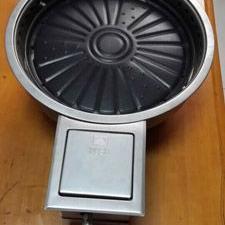 韩式燃气烧烤炉
