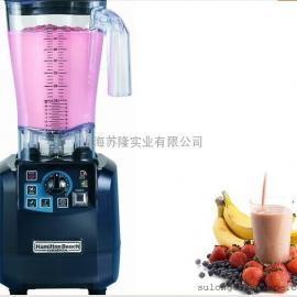 美国咸美顿HBH650 3HP商用冰沙机 料理搅拌机