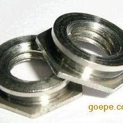 平齐螺母|不锈钢平齐螺母|平齐螺母订做F-M4-1