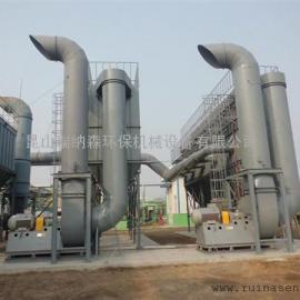 建材加工行业——中央脉冲布袋集尘机