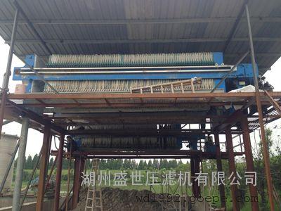 湖州厢式压滤机防腐耐高温高效过滤板框机
