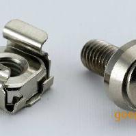 不锈钢卡式螺母,镀镍卡式螺母M5M6