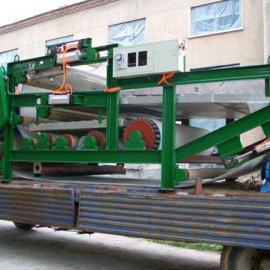 不锈钢高效脱水污泥处理设备―DYQ型带式压榨过滤机