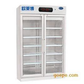 厂家供应江西吉安 660L 8-20℃GSP认证专用药品阴凉柜
