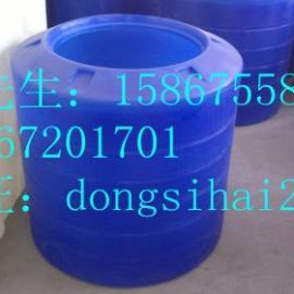 供应水产活鱼转运桶,塑料养殖桶,PE圆桶,汽车运输桶