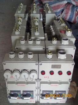 CX T防爆 交流 电焊机 插座箱 乐清市大庆电器图片