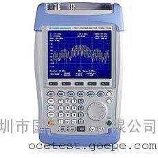 FSH3,FSH18手持式频谱分析仪,R&S