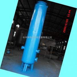 碳钢防腐阳离子交换器 阳树脂交换罐 阳树脂交换器