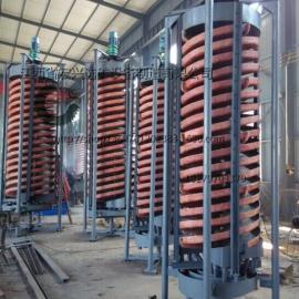选煤设备 淘沙金机械 螺旋溜槽淘金设备 淘选沙金设备