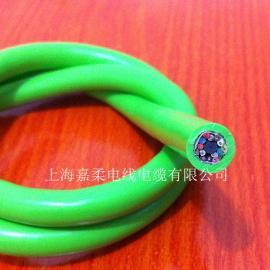 编码器电缆 8芯双绞编码器电缆