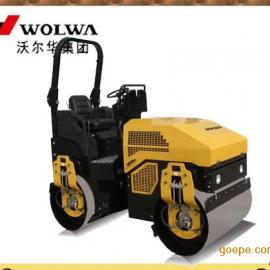 沃尔华3吨驾驶式振动压路机