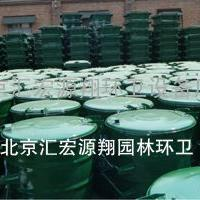 圆形铁垃圾桶批发价格