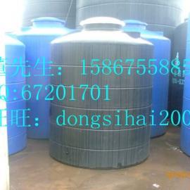 4吨5立方塑料水箱4立方PE桶,塑料罐,食品级储罐,圆形水箱