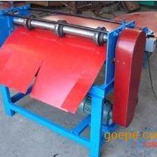 吉林小型铁皮分条机厂家,简易薄板分切机价格