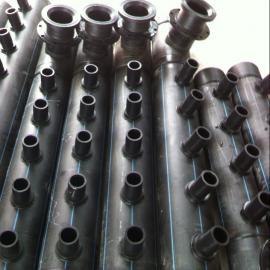 中央空调锅炉水流量分配和汇集装置分集水器分汽缸
