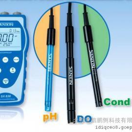 SX800通讯系列便携式防水电化学分析仪