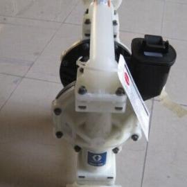 固瑞克气动隔膜泵厂家代理 1寸 2寸 PP泵