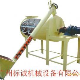 卧式搅拌机 专业卧式饲料搅拌机 双螺旋卧式混合机厂家直销