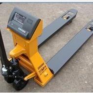 1吨液压叉车电子秤,防爆叉车秤价格,计重叉车秤