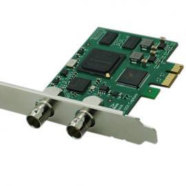 SDI视频采集卡高清SDI接口环路采集卡SDI视频影像录制