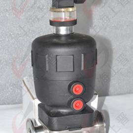 气动卫生级隔膜阀带反馈