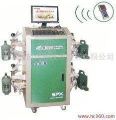 A-860四轮定位仪 经销汽保设备 4S店 汽修厂必备