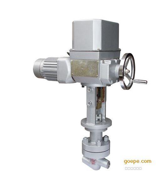 t962y电动高压调节阀图片