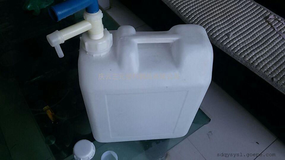 25升塑料桶配油抽子耐酸碱腐蚀的25kg塑料罐