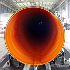 800钢带聚乙烯波纹管报价|钢带波纹管