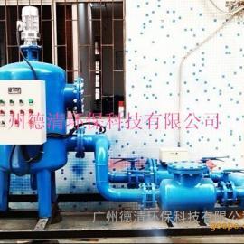 电离动态离子群水处理机组(旁流安装型)