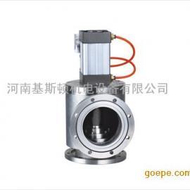 GDQ型系列气动高真空挡板阀(带波纹管密封)