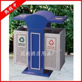【供应】GPX-142分类环保垃圾桶 小区街道垃圾桶
