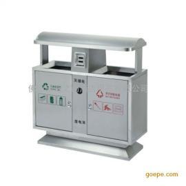 【供应】GPX-3140分类环保垃圾桶小区环保垃圾桶果皮箱