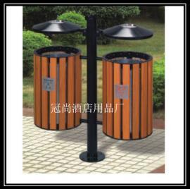 【供应】GPX-95B分类环保垃圾桶 环保塑木果皮桶