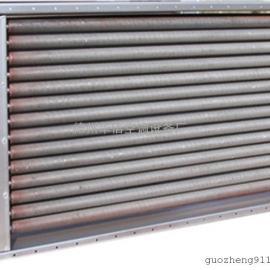 翅片管散热器 钢制翅片管暖气片 工厂厂房车间翅片管散热器