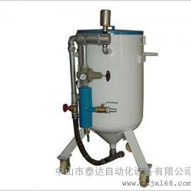 自动喷砂机 湿式喷砂机