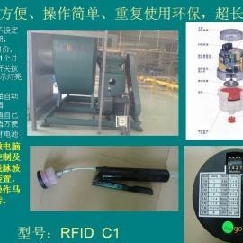 Easylube电动注油器|数码自动加脂器|轮带自动润滑