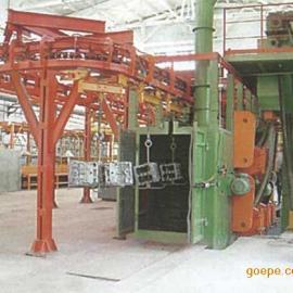 北京广州北京深圳北京北京中山悬链式抛丸机出产厂家