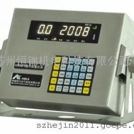 苏州D2008F电子数字称重仪表,数字汽车衡专用显示仪表