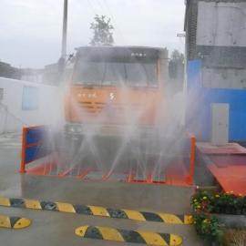 深圳工地大门出入口自动冲洗设施