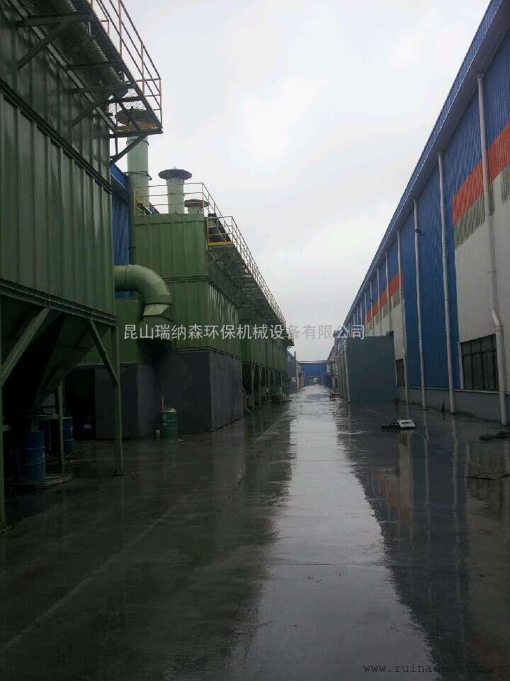 物料输送、投放行业――脉冲布袋集尘机