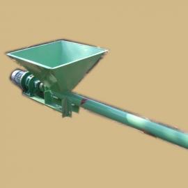 金富民鸡精扑粉螺旋输送机不锈钢 颗粒粉状防结块剂扑粉机