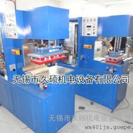 PVC夹网涂层布高周波焊接机