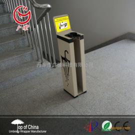 丹东广缘科技最新专利著名商标产品单头自动伞袋机UPM-12
