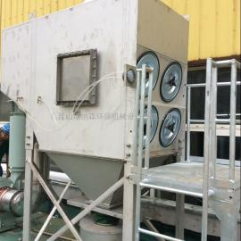粉料包装行业――小型脉冲滤筒式集尘机
