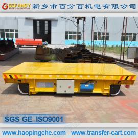 开封电动平台车丽江平板运输车聊城过跨平板车蓄电池轨道平车