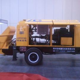 郑州混凝土输送泵