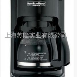 美国咸美顿4杯滴漏式客房咖啡机、咖啡机HDC700B
