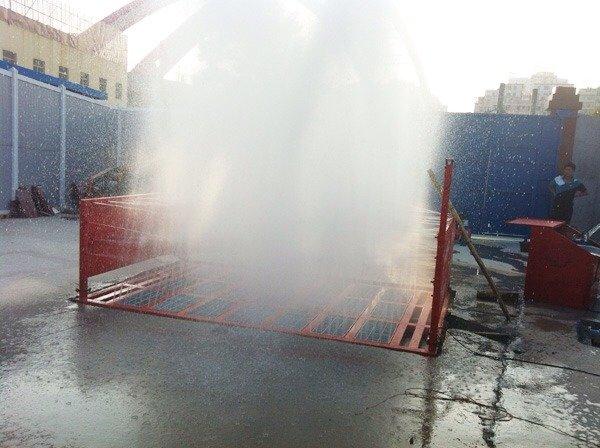 珠海洗轮机-珠海建筑工地洗轮机