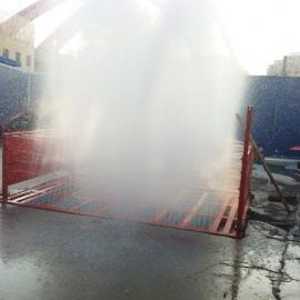 广州建筑工地洗车台